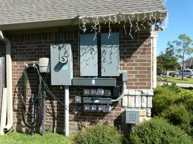 Save energy on your home and have a professional electrician take a look at your lights. Image source www.mosslights.com/photo2012.htm
