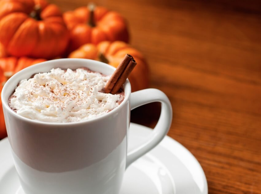 Comfort and happiness in the Fall season