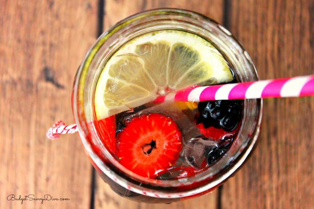 Need a boost of energy in the new year? Try this wonderful energy boost detox water!