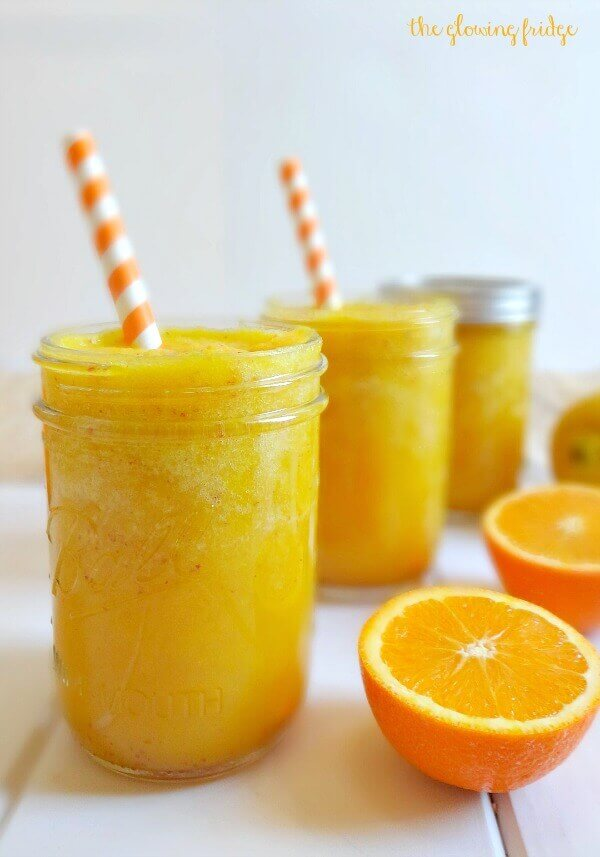 The golden glow elixir juice will help you feel energized, lighter, and healthier!