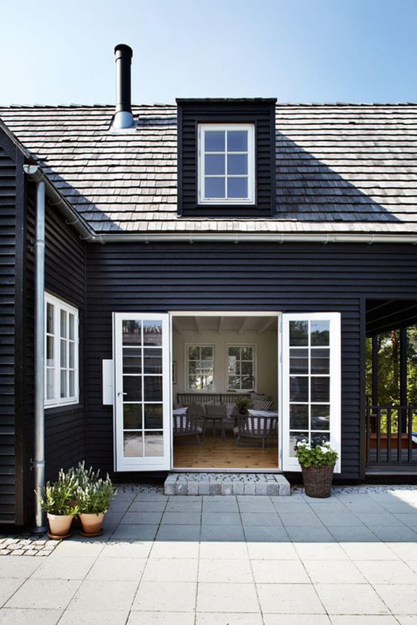 Updating your exterior siding will help attract potential buyers.