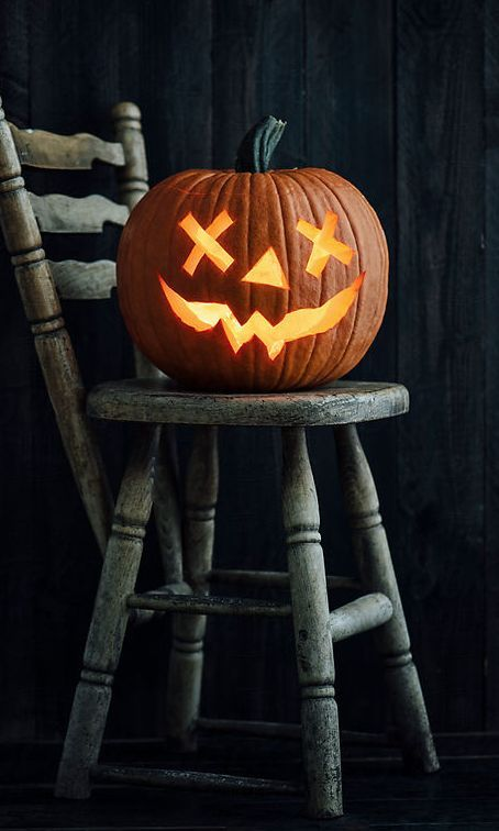 Home Halloween tip: Even if you buy your pumpkin early, it's best to hold off on carving it until a few days before you want to display it.