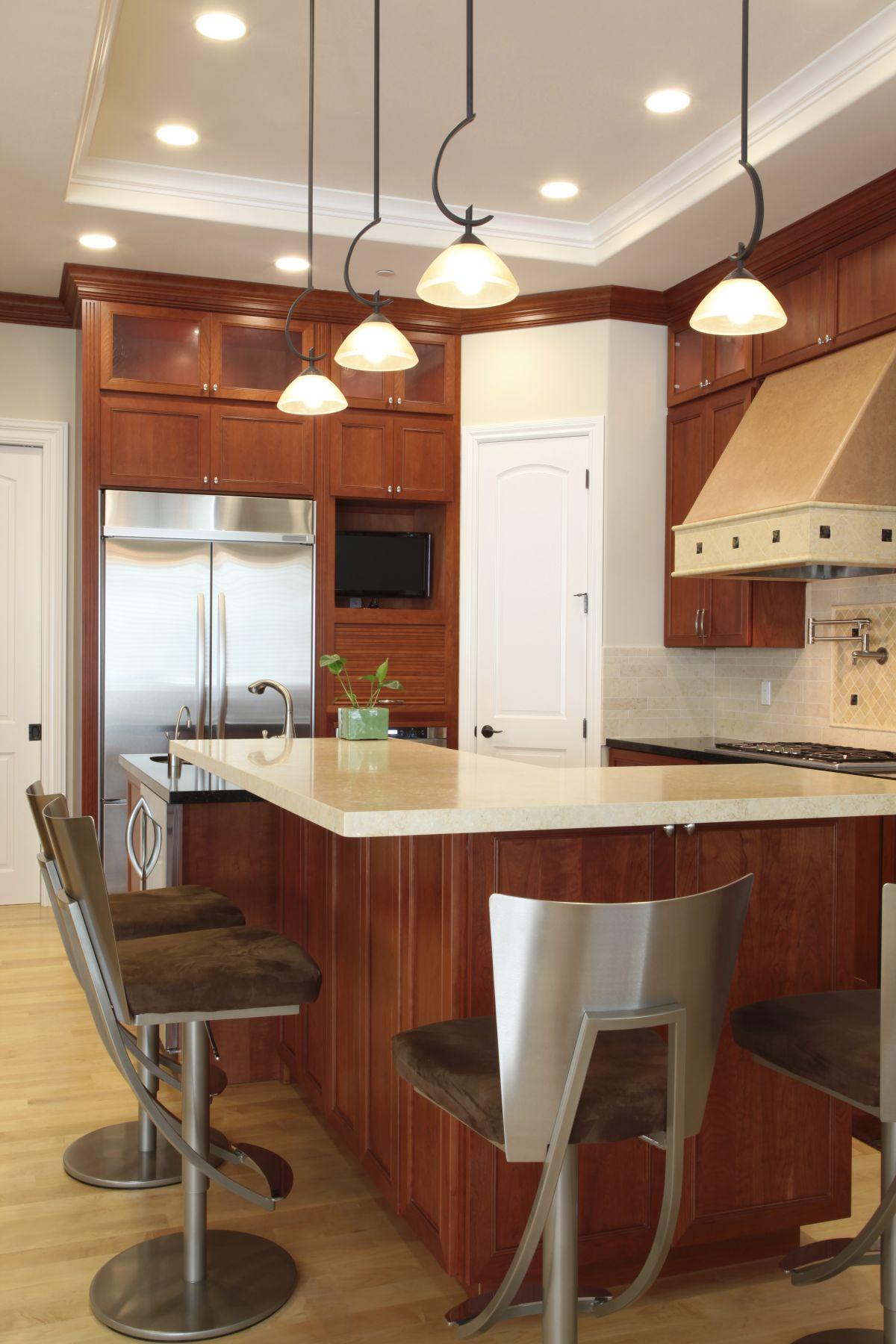 Interior renovation for the kitchen