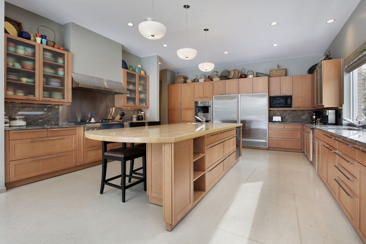 Kitchen cabinet refacing is a great way to give your kitchen a new look without a total remodel.
