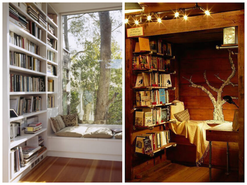 Modern vs. rustic interior design