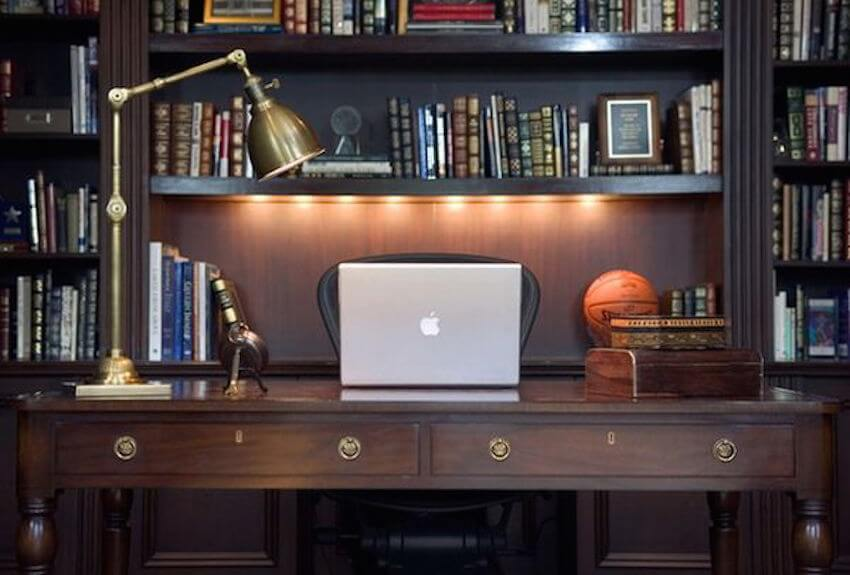 Customized wooden desk made just for you