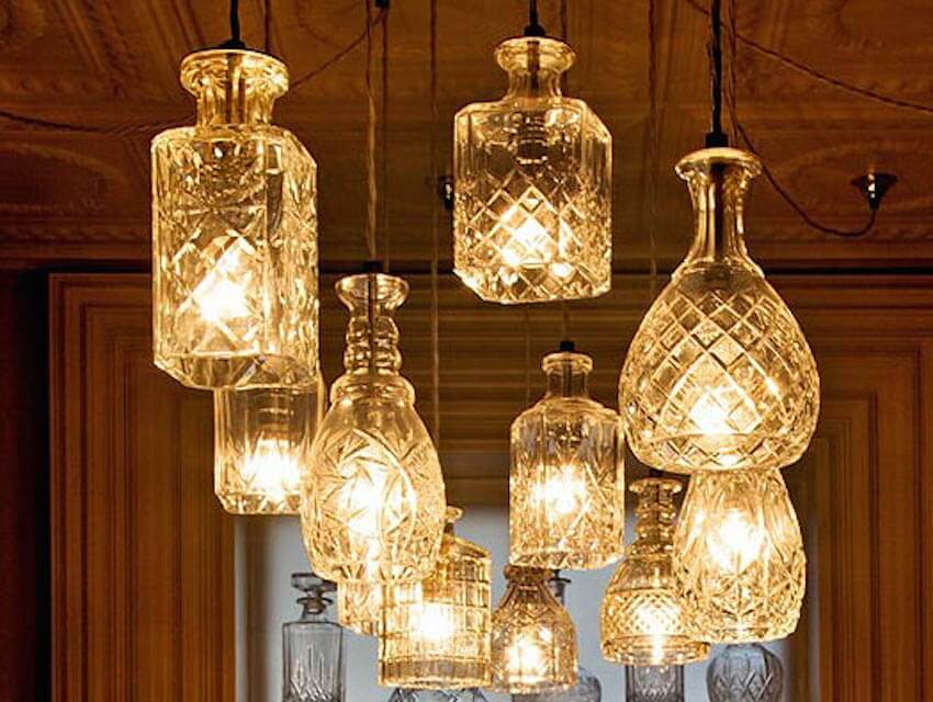 A lighting fixture you can install in your own living room