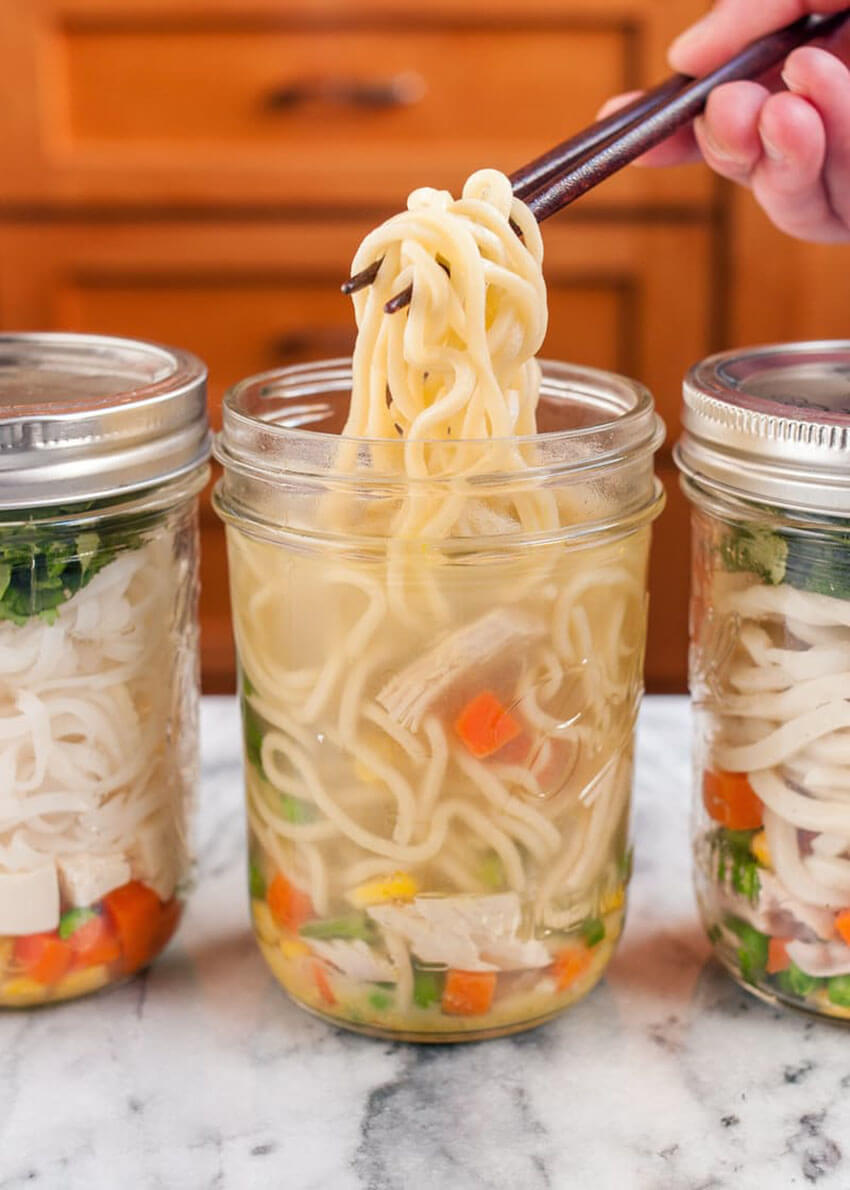 Everybody loves instant noodles, especially when it's homemade!