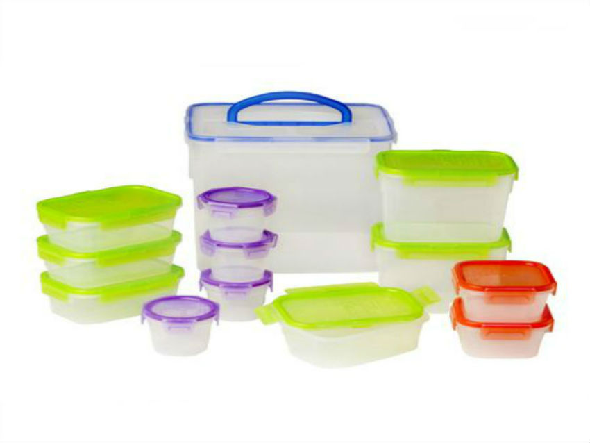 Containers are essential if you have in mind that you will be preparing at least ten meals each week