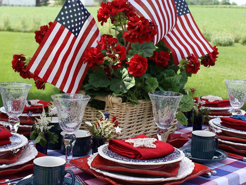 7 DIY Patriotic Ways To Decorate for Memorial Day
