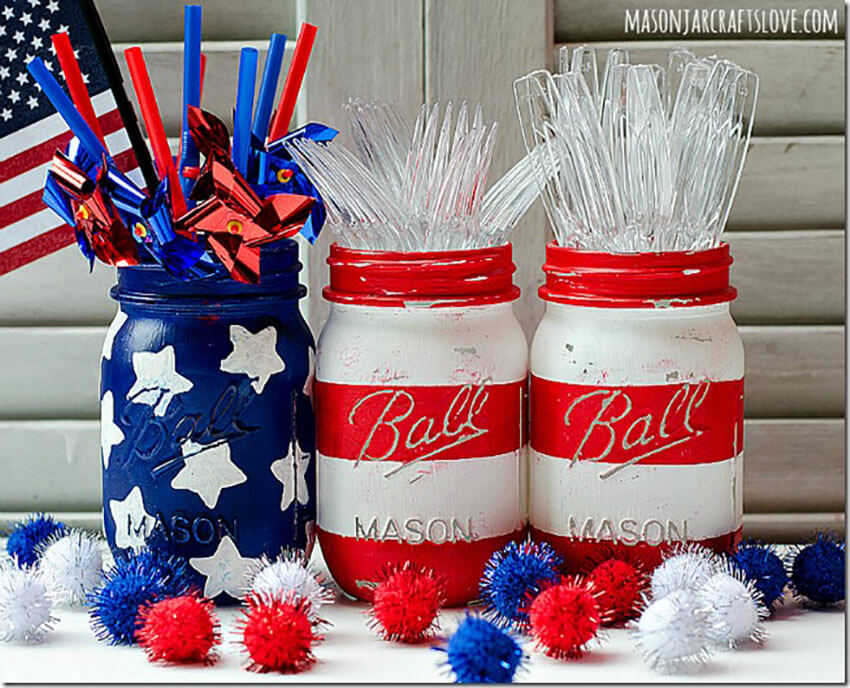 You can use these mason jars for many things!