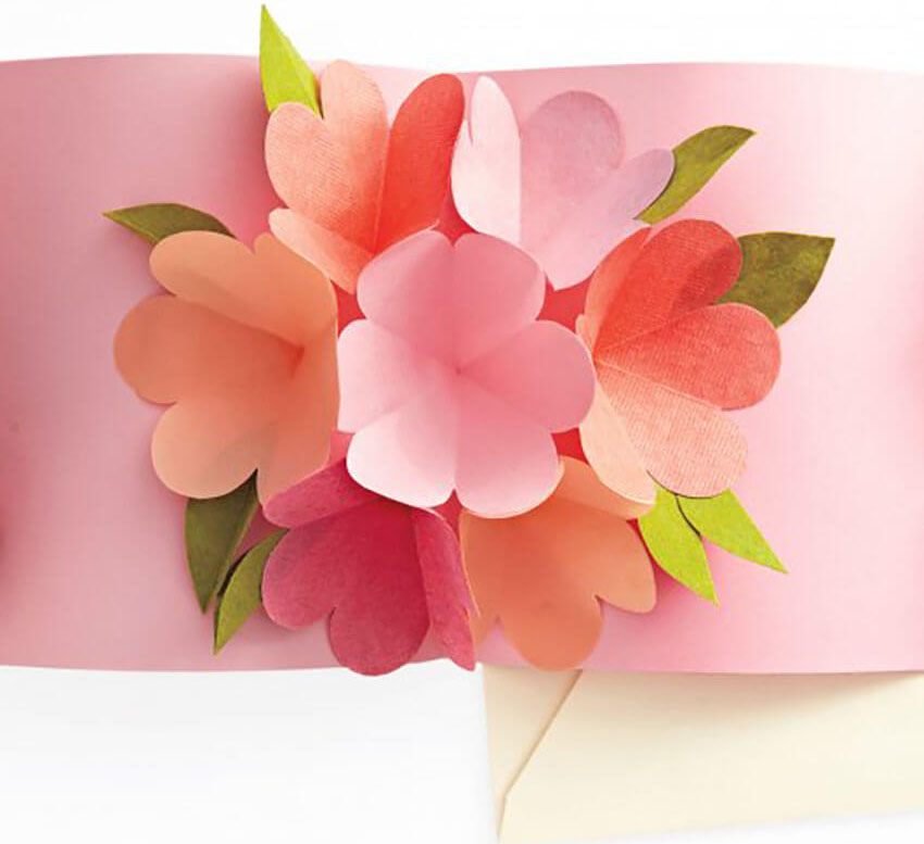 This beautiful card will instantly melt her heart!