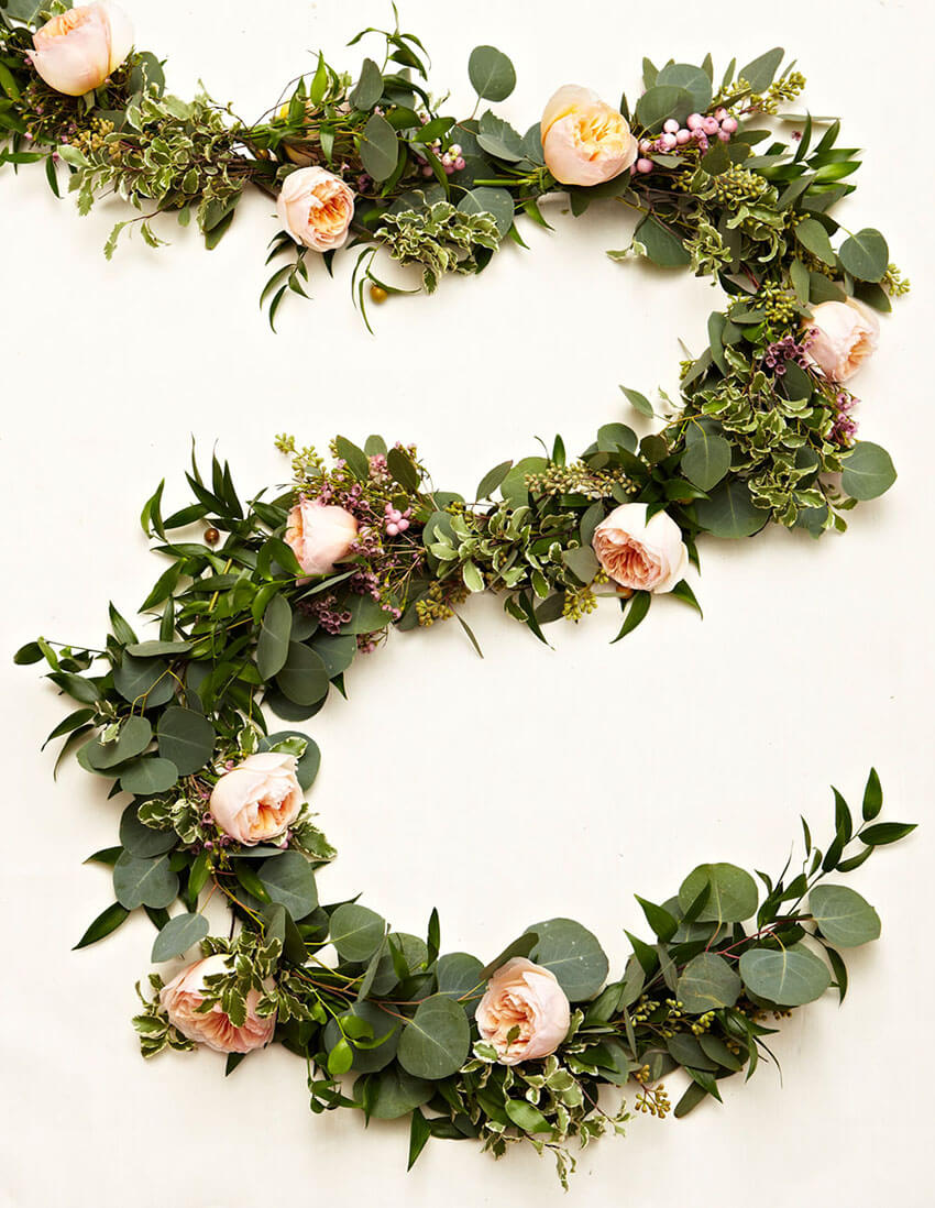 Garlands are not only for Christmas!