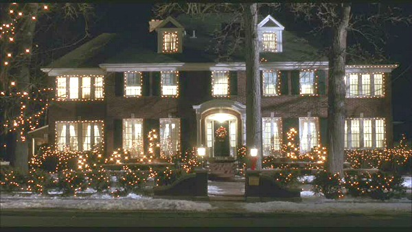 Who didn't want to live in this beautiful Chicago home from Home Alone?