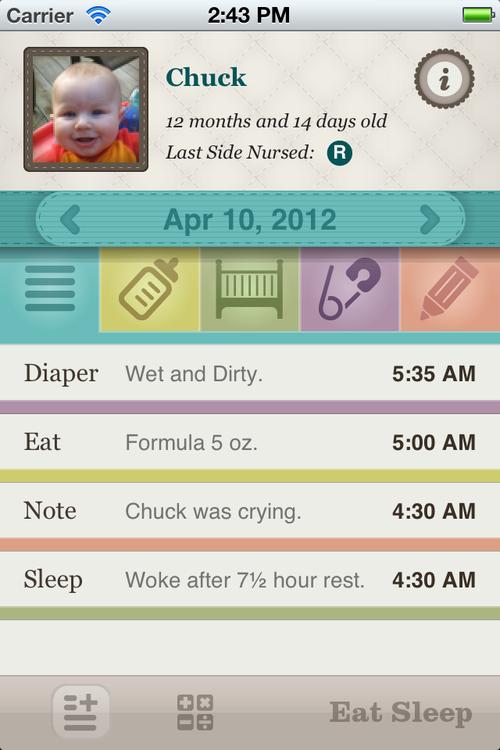eat-sleep-app