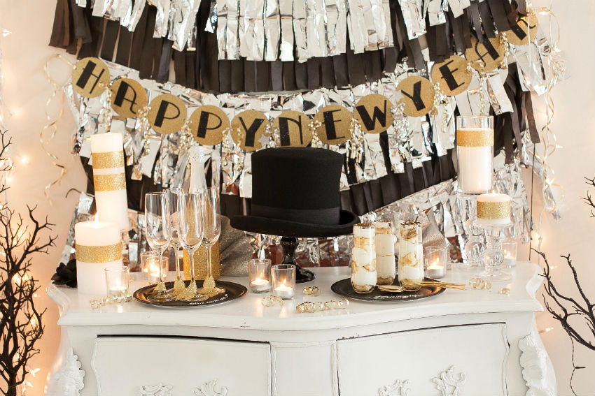 After you have decided what kind of party you're throwing, you'll need to make arrangements. Image Source: Live Shop Travel