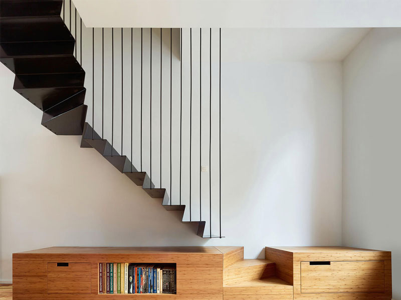 3 New Innovative Stair Designs
