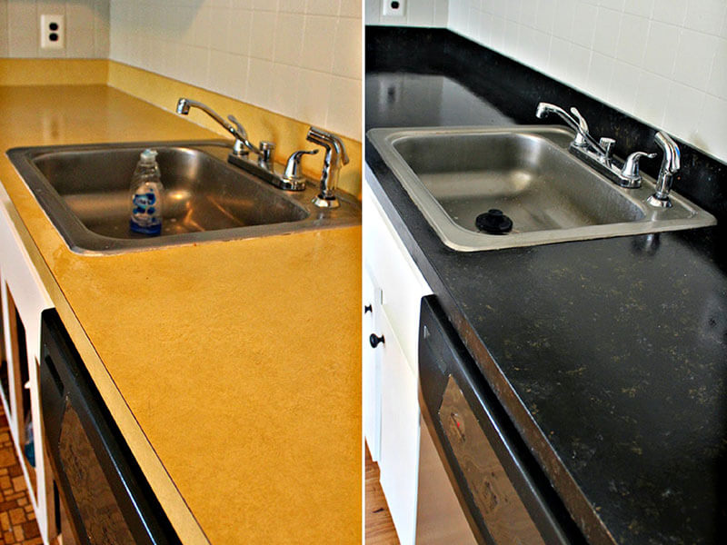 8 Easy No-Remodel Ways To Upgrade Your Countertops