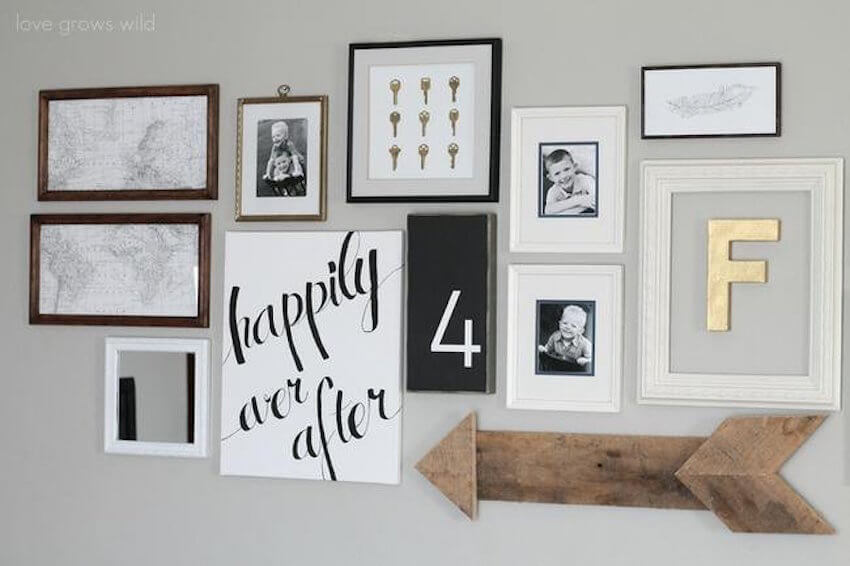 DIY wall art decor for any room