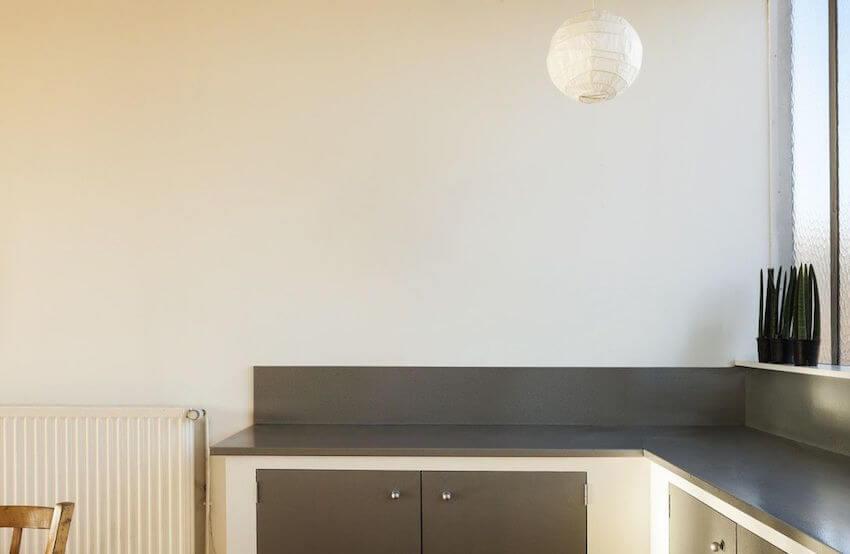 Kitchen custom interior painting