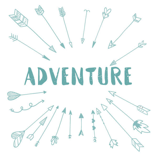For the adventure lovers, this free design printable is perfect to decorate a room and inspire your days.