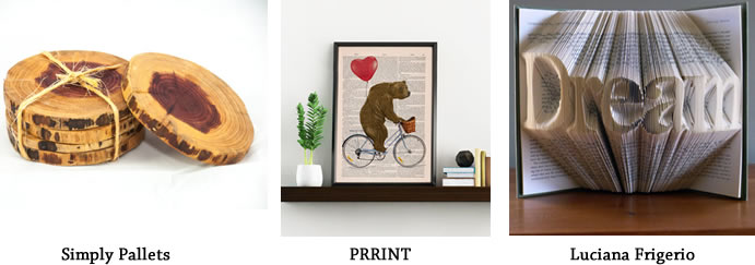 Buy art and home decor for your house