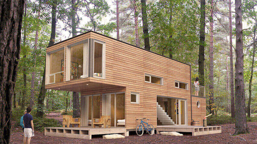 Container homes are the newest affordable