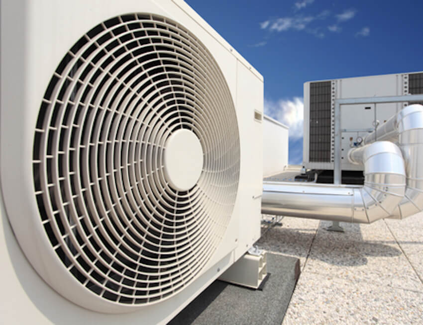Air ventilation both indoors and outdoors