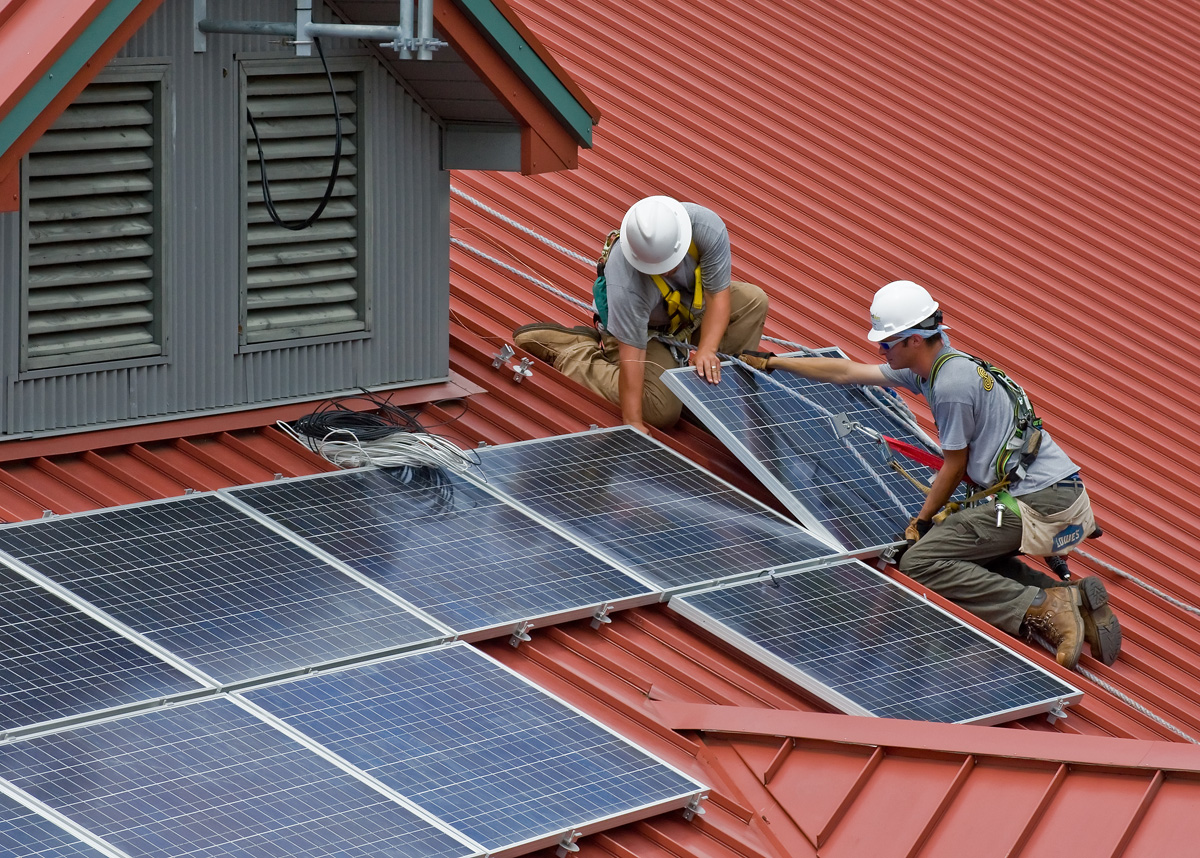 There are many incentive programs to help homeowners make the switch to solar power.