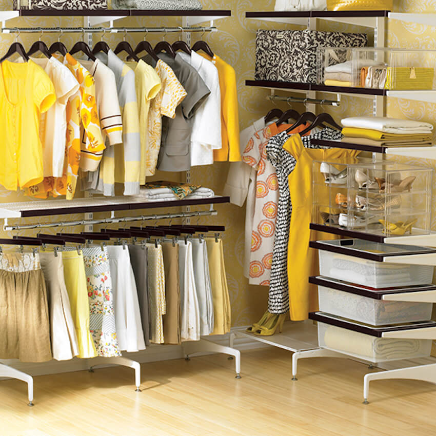 Storage closet for any room in your home