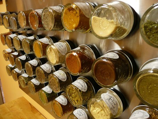 DIY Spice Racks Mom is Sure to Love this Mother's Day