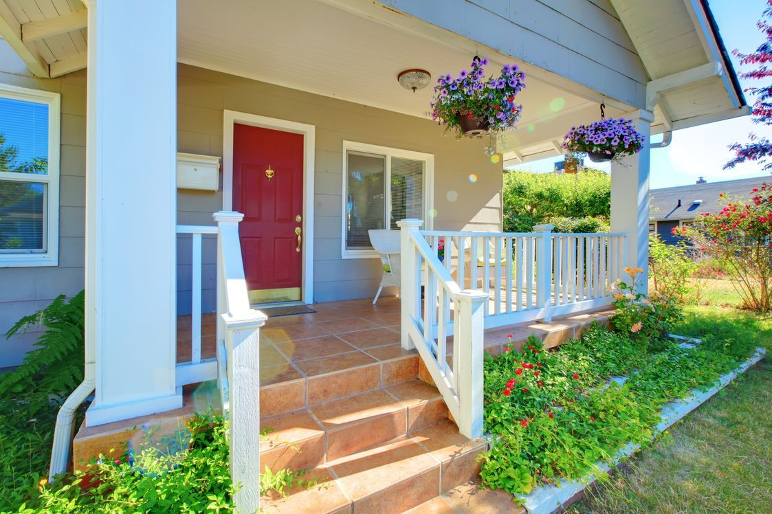 Step Up the Look of Your Front Steps
