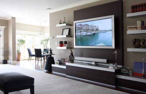 How to Wall-Mount Your New Flat Screen TV