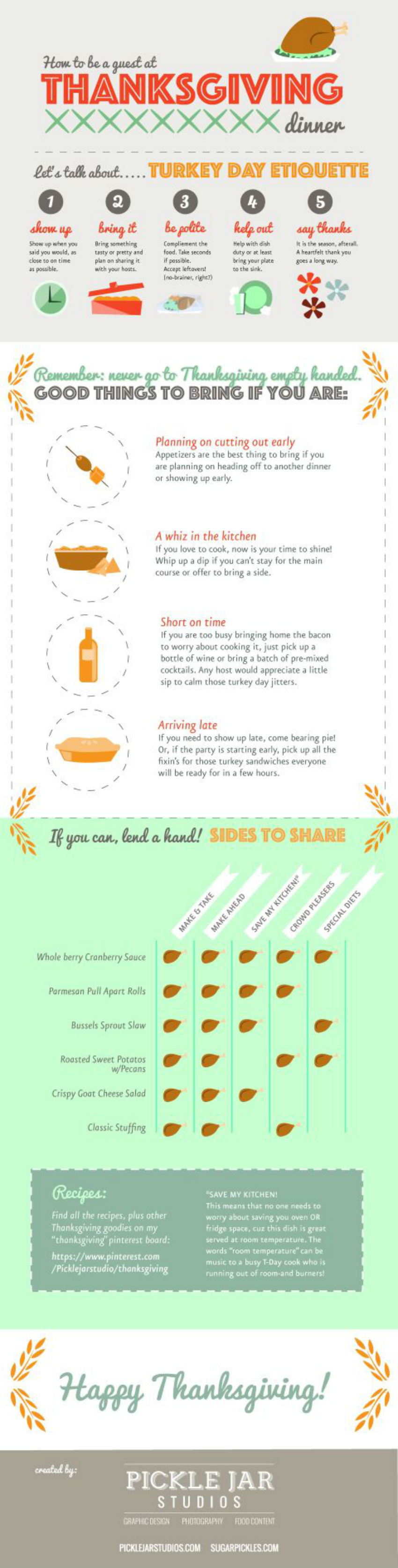 These tips will help you get invited next year. Image Source: Country Living