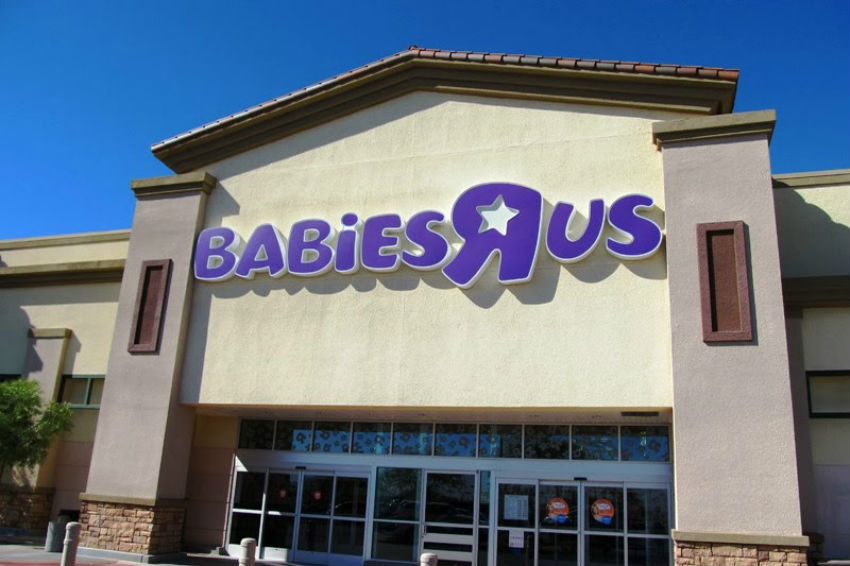 This mecca for toddlers shopping is open across the States. Image Source: Babies R Us