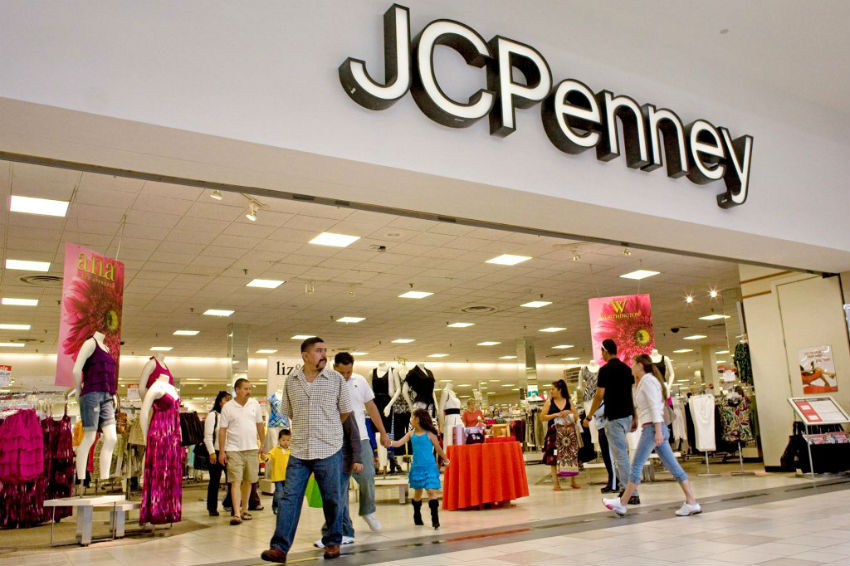 There's always a JC Penney close to you, and they're open this holiday. Image Source: Fortune