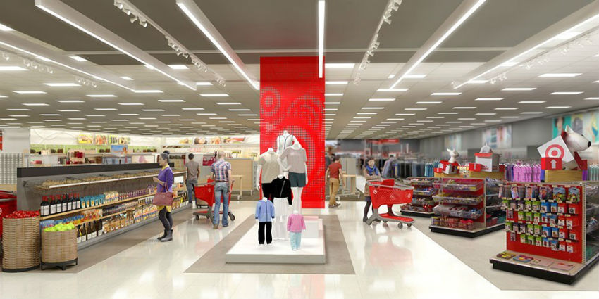 For some a lifestyle - Target opens at 6, too. Image Source: Target Corporate