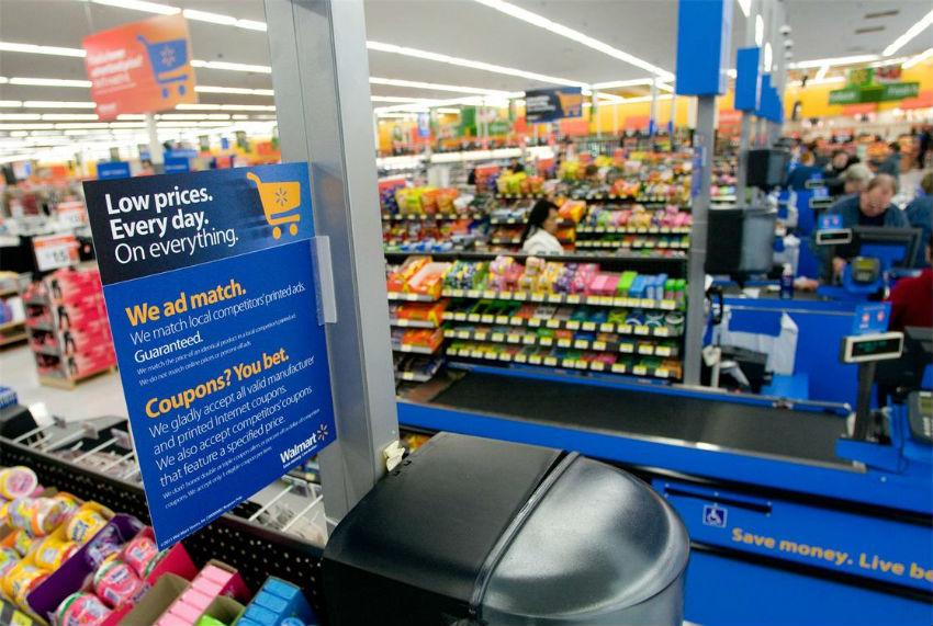 Walmart won't let you down. It opens at 6pm. Image Source: Food Navigator USA