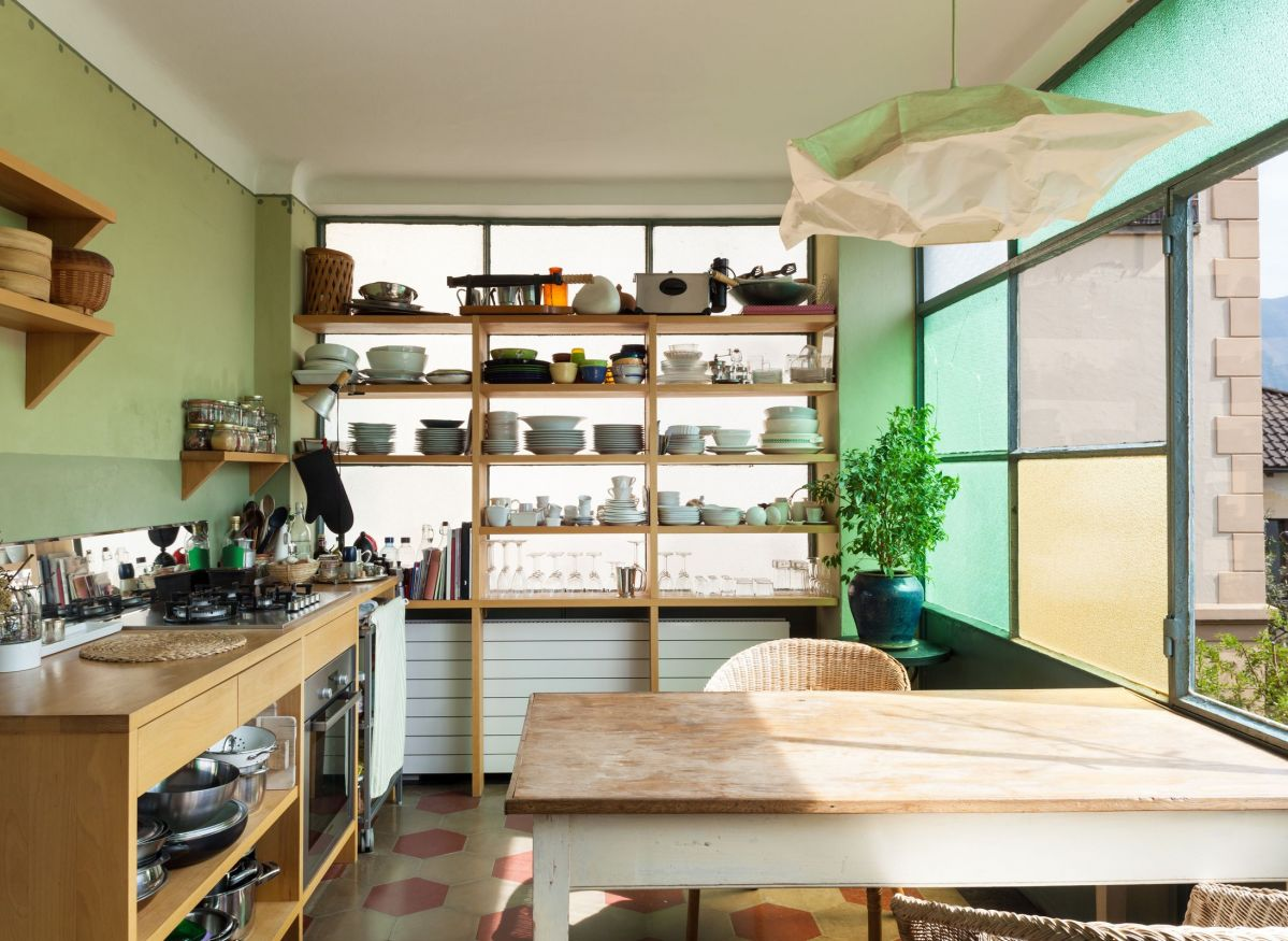 Cooking Up a Cool, Clutter-Free Kitchen This Thanksgiving