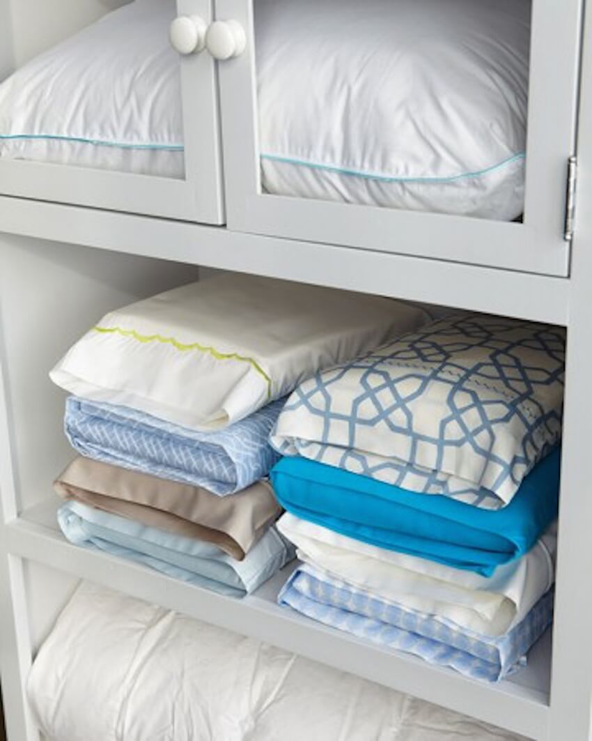Bedding storage hacks for homeowners