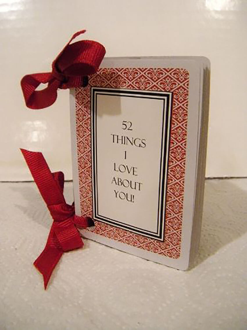 Incredibly romantic, anybody would to receive this gift!