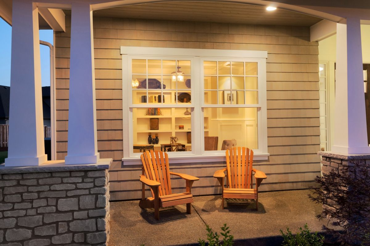 Upgrading your windows to energy-efficient ones can help lower your heating costs.