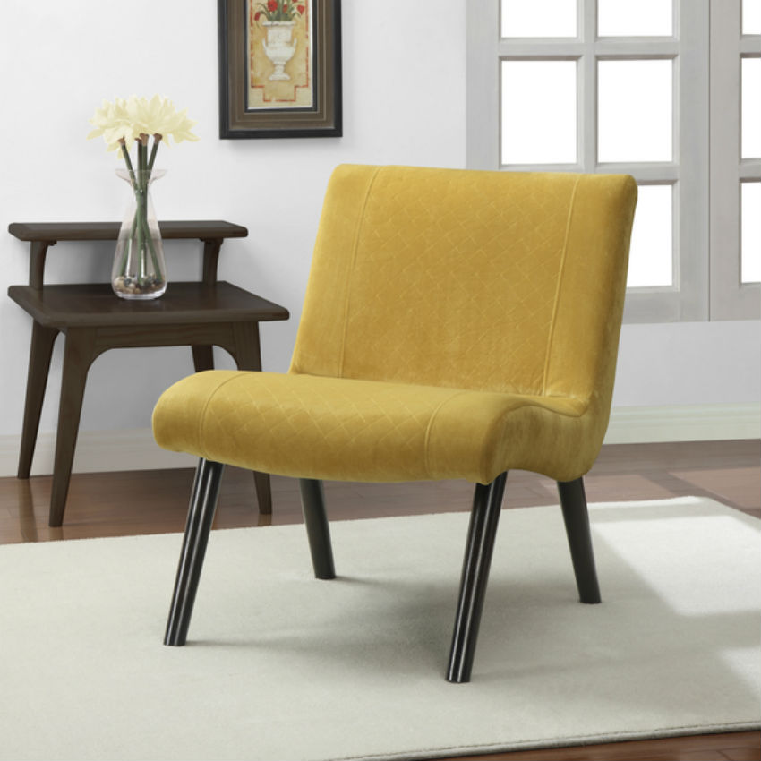 You can get this retro mid-century modern vintage chair on eBay. Image Source: eBay