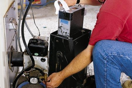 HVAC basic prep and maintenance