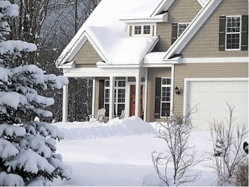Surviving the winder wonderland as a new homeowner