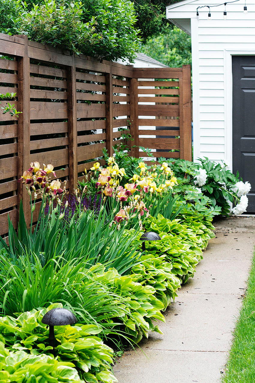 Maintenance is one of the most important elements for a gorgeous yard.