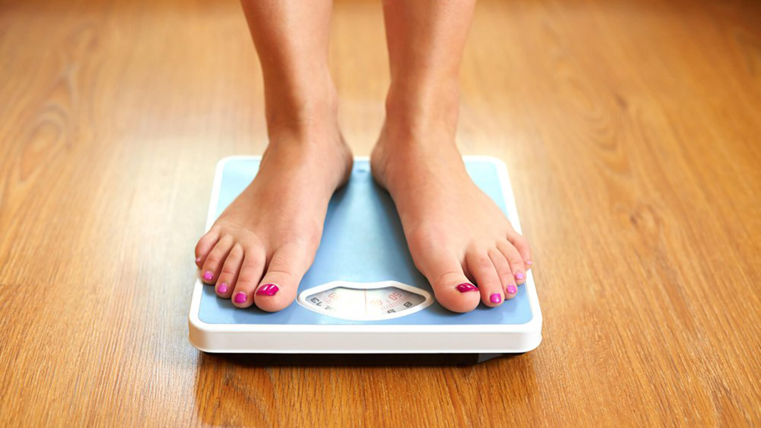 Most people are looking to lose weight for the New Year