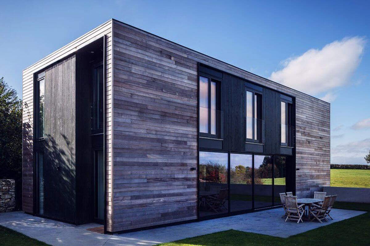 Pre-fab homes have made a comeback