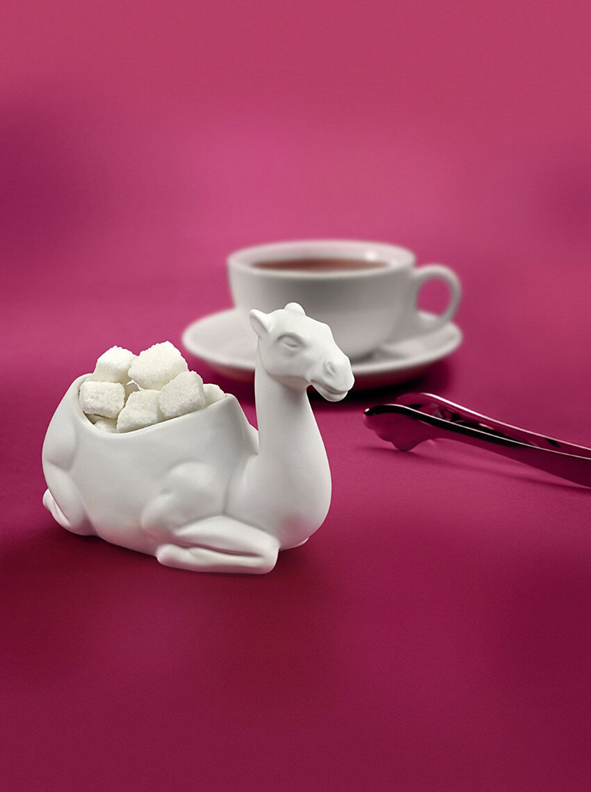 camel sugar bowl