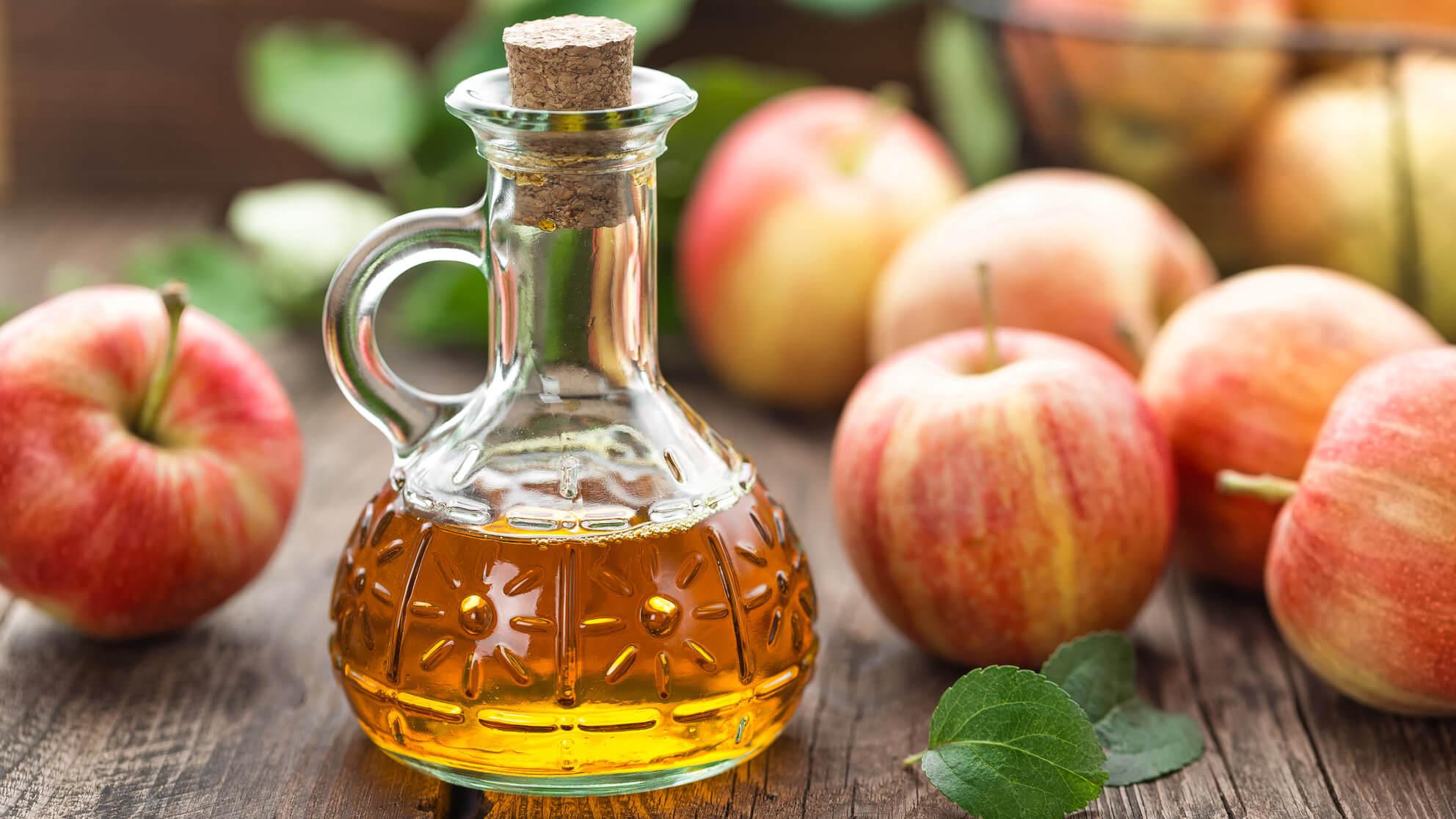 Apple cider vinegar at its best